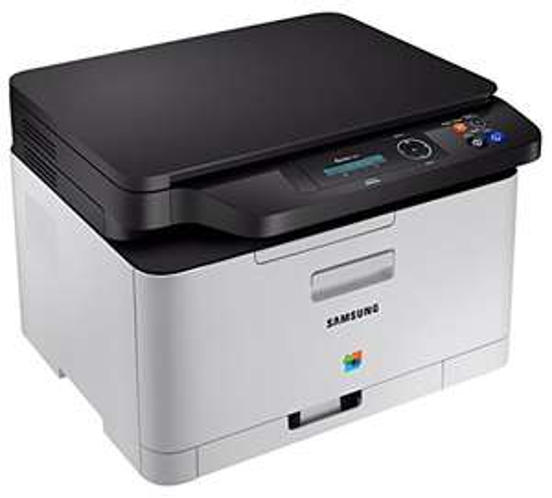 WHD - Samsung Xpress SL-C480/TEG Farblaser-multifunktionsgerät