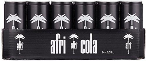 [Amazon] Afri Cola, mit Zucker oder ohne Zucker 24er Pack im Sparabo bei Amazon.de