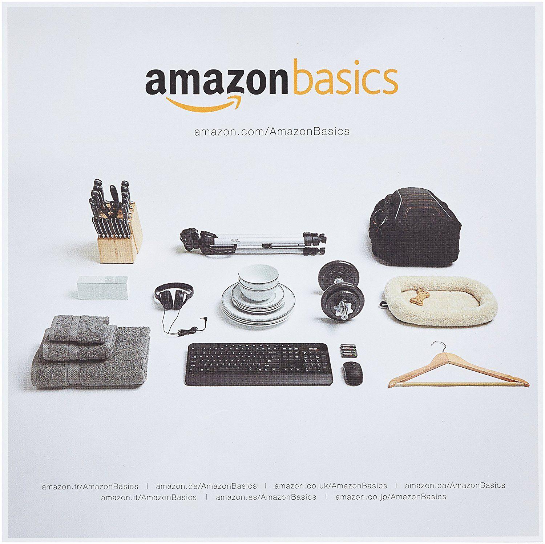 Amazon Student-Mitglieder erhalten 15% Rabatt auf ausgewählte AmazonBasics Produkte