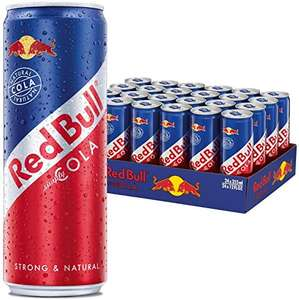 Red Bull Simply Cola, 24er Pack (24 x 355 ml)