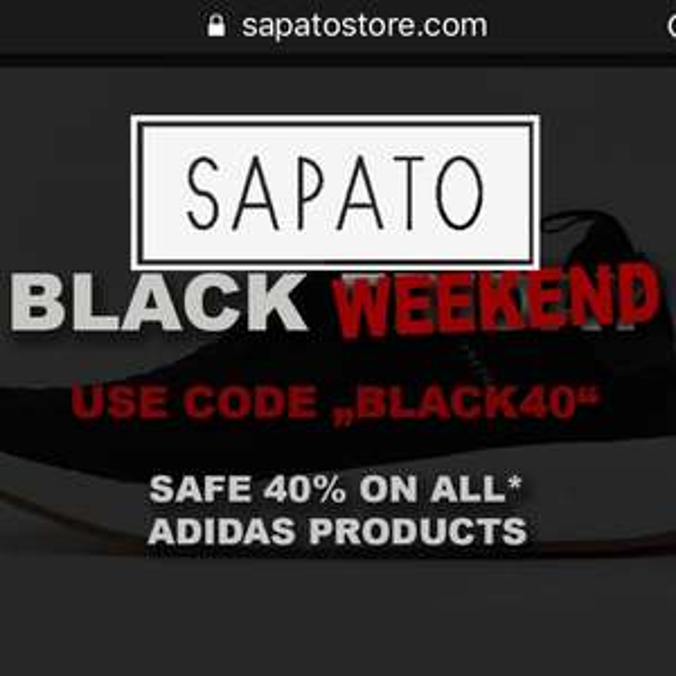 40% auf adidas!!!!!