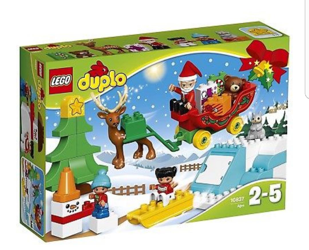[Ebay-Plus] Lego Duplo Weihnachtsspaß+ Lego Duplo Platte + 2 Adventskalender(findet Dorie) für nur 30,46 €