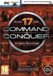 Command & Conquer: The Ultimate Edition (Origin) für 3,79€ (CDKeys)