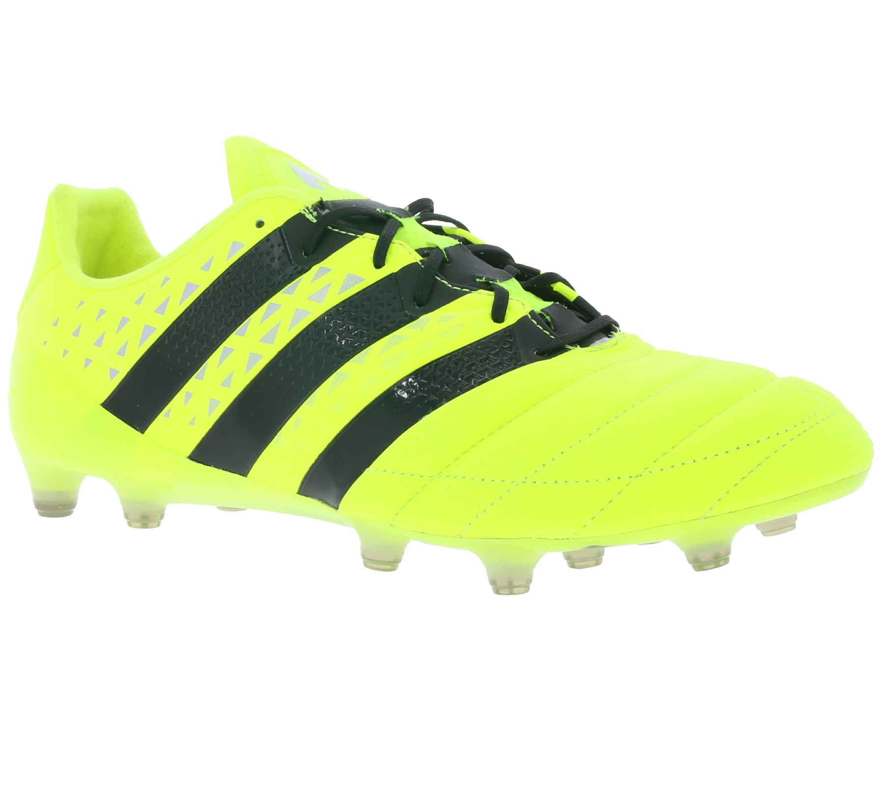adidas Ace 16.1 FG Leather Fußballschuhe S79684 UVP: 199,95 EUR #Profi #Amateuer @outlet46
