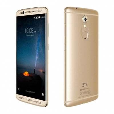 ZTE Axon 7 Mini 4G Smartphone - GOLDEN  Gearbest