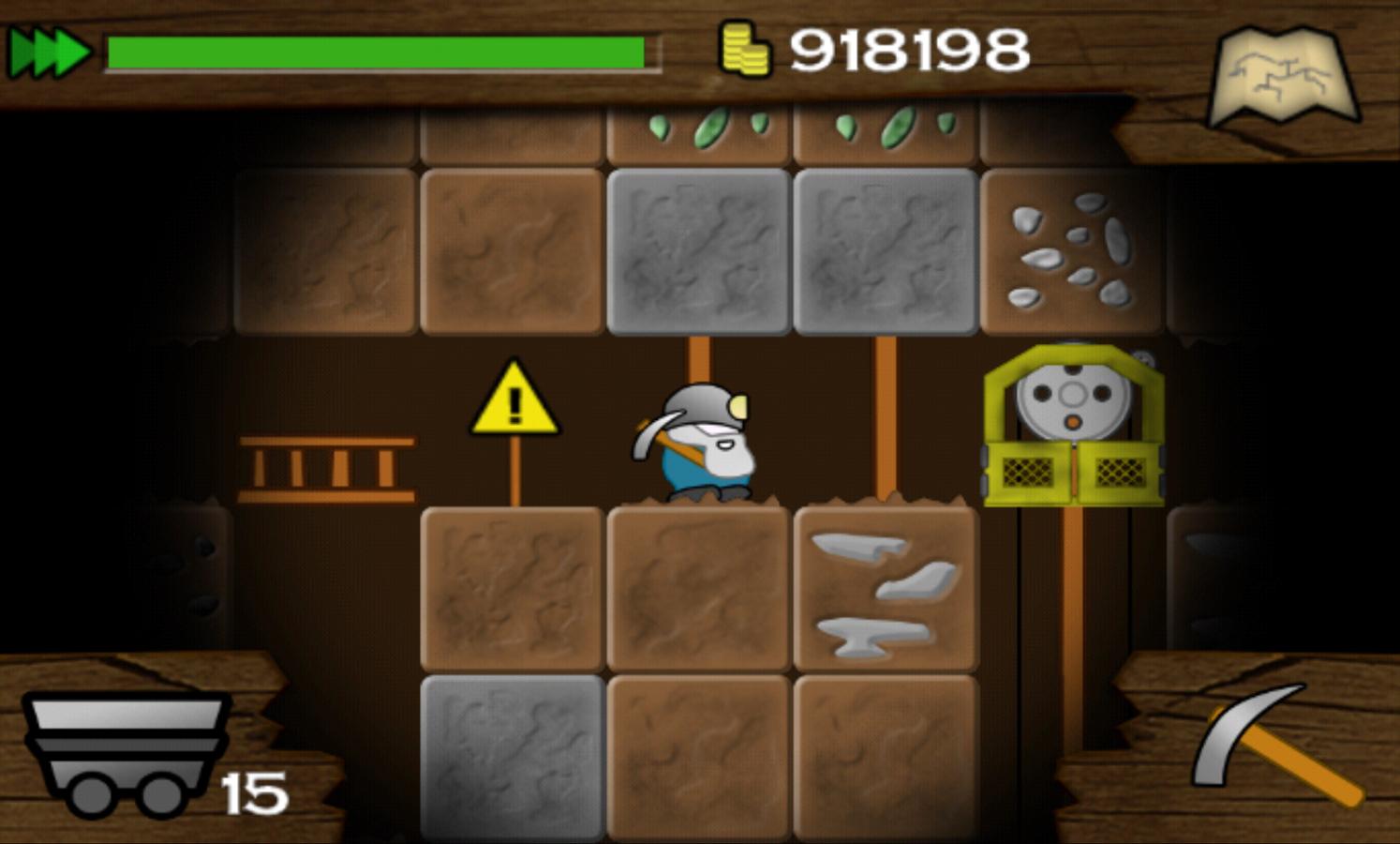 gratis Gem Miner: Dig Deeper [Google Play]
