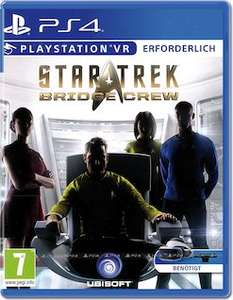 [Digitec.ch] PS4 Star Trek Bridge Crew VR