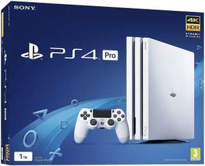 PlayStation 4 Pro White [lokal Saturn Bielefeld]