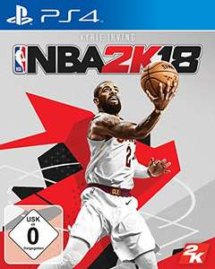 NBA 2K18 (PS4) für 29,19€ (Amazon)