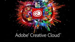 ADOBE Cloud (Alle Anwendungen) Black Friday Deal - Dealpreis pro Monat - 40% sparen!