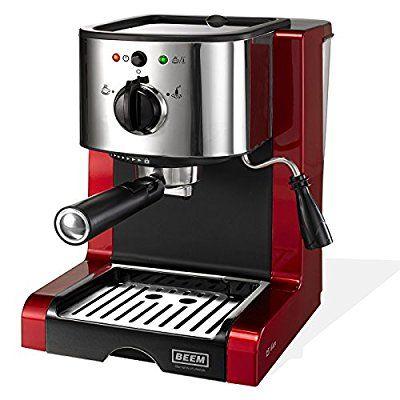 [real.de] Beem Espresso-Siebträgermaschine