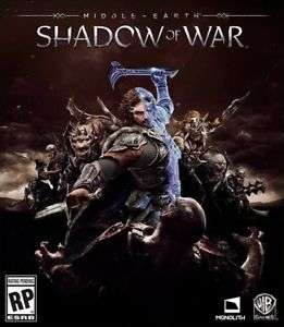 Shadow of War PC Steam KEY