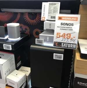 [LOKAL Saturn Leonberg] Sonos Connect:AMP