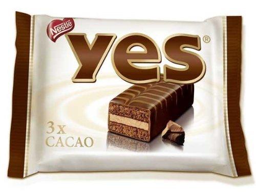 [Amazon Preisfehler] YES Cacao Küchlein, 12er Pack (12 x 96 g | 0,49€ pro 3er Pack!)