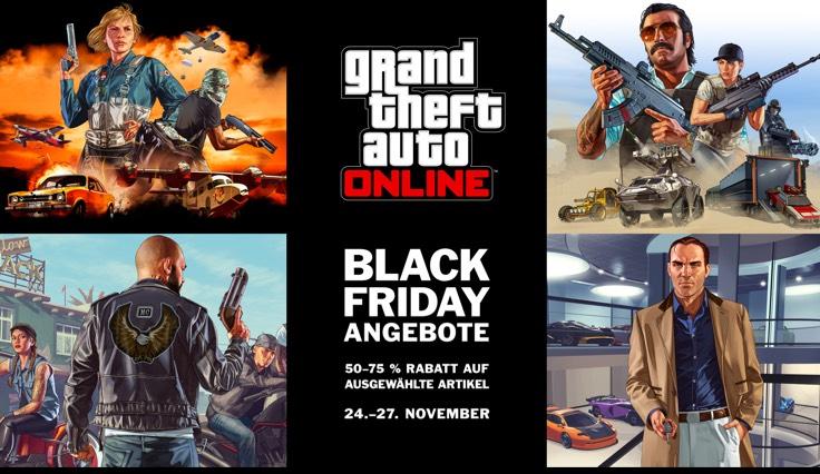 GTA Online In-Game Käufe