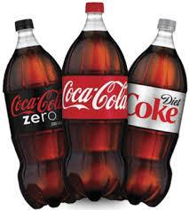 Coca-Cola, verschiedene Sorten, 2 Liter PET-Flasche für 99 Cent [Globus]