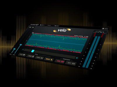 SoundSpot Velo Brickwall Limiter, Einführungspreis -90%, WIN/MAC, AAX, VST2, VST3 & AU