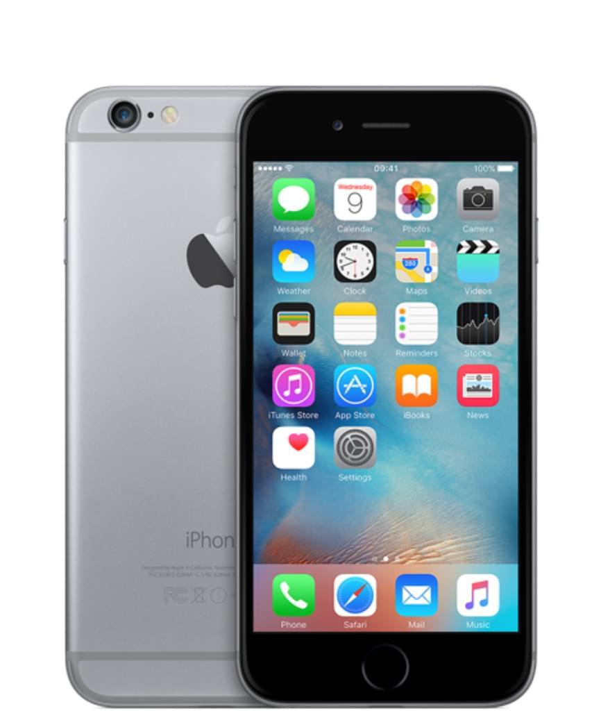 iPhone 6 32 GB - Nur in grau erhältlich!