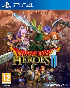 Dragon Quest Heroes II (PS4) für 15,99€ (Coolshop)