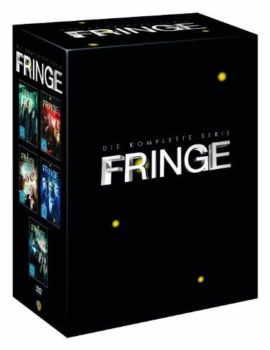 (Amazon) Fringe - Die komplette Serie (29 Discs) (DVD)