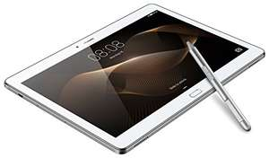 HUAWEI MediaPad M2 Premium LTE Tablet-PC  (10.1 Zoll)  inkl. Stylus & Sky Ticket bei Amazon