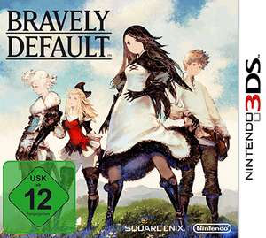 [3DS eshop-MyNintendo] Bravely Default, Monster Hunter Generations u.a. - Nintendo Cyber Angebote