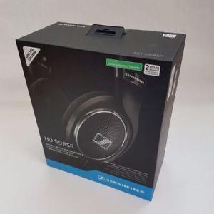 Sennheiser HD 598sr Überohr Kopfhörer mit Smart Fernbedienung - schwarz