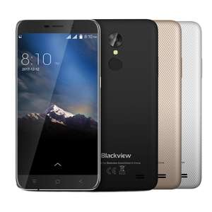"Blackview A10 MTK6580A Quad Core 5,0 "" HD, 2GB RAM, 16GB ROM, kein Band 20 / 4G [Aliexpress]"