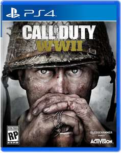(Müller) Call of Duty WW2 inkl. Season Pass (PS4)