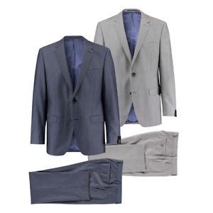 [eBay] Bugatti Herrenanzug Blau & Grau verschiedene Größen Sakko + Hose