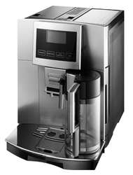 Kaffeevollautomat DeLonghi ESAM5600 (PRONTO CAPPUCCINO-System Kegelmahlwerk)