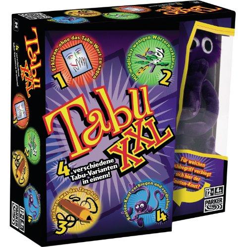 Hasbro: Tabu XXL (Amazon)