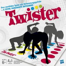 Hasbro Twister + eine Dose play-doh Knete