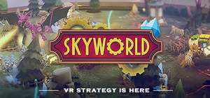 Skyworld VR Game@Steam