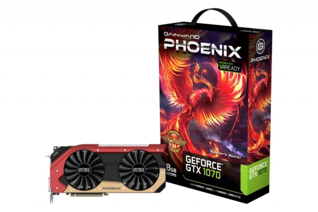Gainward GTX1070 Phoenix Golden Sample (B-Ware)