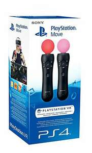 Playstation Move Controller 2 Stück 55,38€