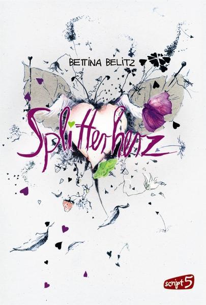 Splitterherz / Ellie & Colin Trilogie von Bettina Belitz für 4,99 pro Buch