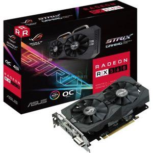 [eBay WOW] ASUS Radeon RX 560 ROG STRIX OC 4GB Grafikkarte