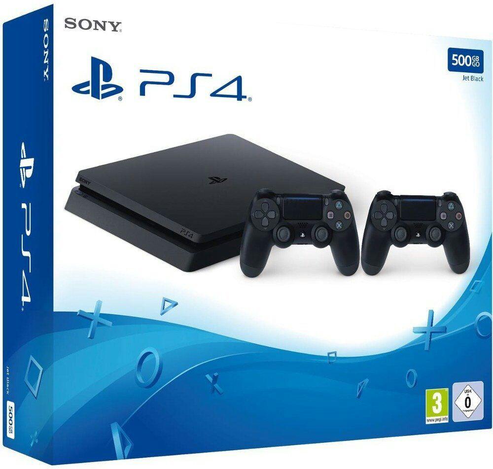 Wieder vorbestellbar! PS4 Slim 500gb + 2. Controller