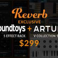 [Kracher] reverb.com SoundToys 5 und Arturia V Collection 5