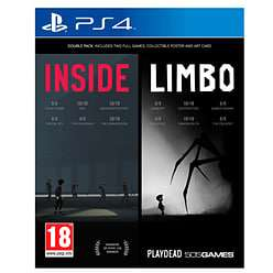 Inside & Limbo Double Pack (PS4 & Xbox One) für je 20,06€ (Game UK)