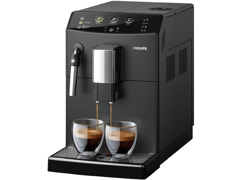 Philips 3000 Serie HD8827/01 Kaffeevollautomat + Rabatt für Philips Milchaufschäumer