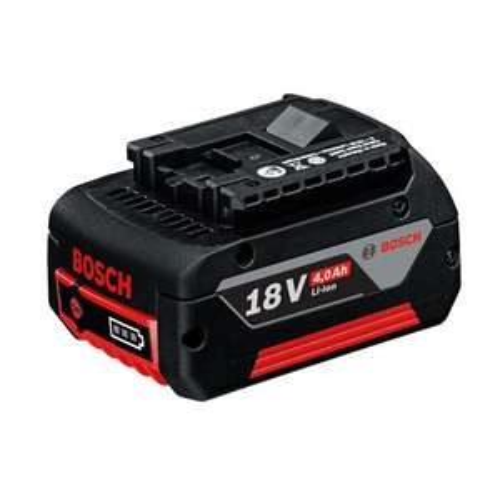 Bosch Akku GBA 18 V Li-Ion 4,0Ah M-C Professional für 32,55€ [amazon.co.uk]