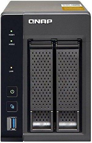 [Cyberport] QNAP TS-253A-4G NAS System 2-Bay 4GB RAM