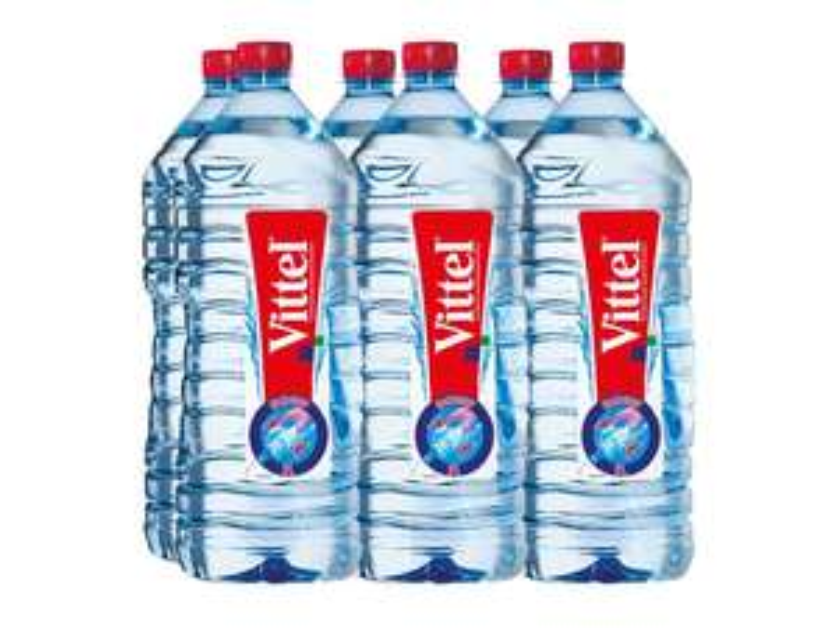 [LIDL] Vittel Wasser 6er-Pack 2 Liter für 3,33€ statt 5,10€ entspricht 28c pro Liter