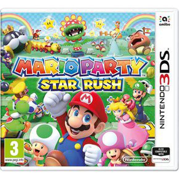 Mario Party: Star Rush (3DS) für 19,95€ (Coolshop)