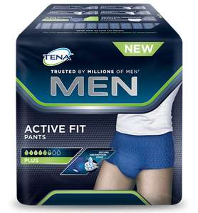 [TENA MEN] kostenlose TENA MEN Active Fit Pants