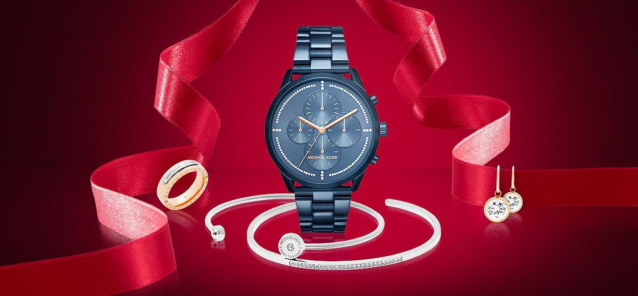 Michael Kors Uhren bei vente-privee – z.B. Damenuhr MK2658 für 105,50€ (statt 129€)