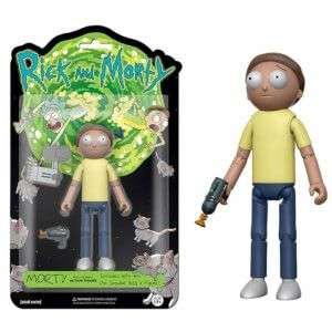 RICK AND MORTY - Morty  Action Figur für 12€ plus versand