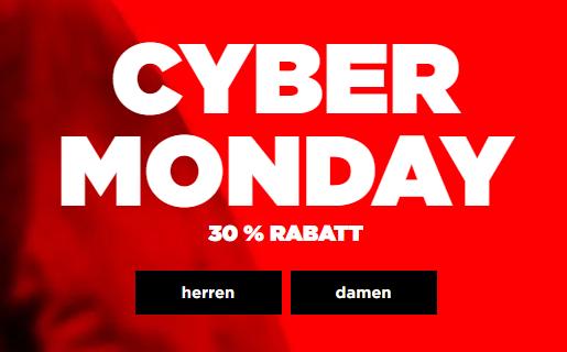 G-Star - 30% auf alles (Cyber Monday)